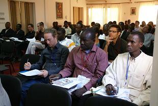 participants de l'atelier